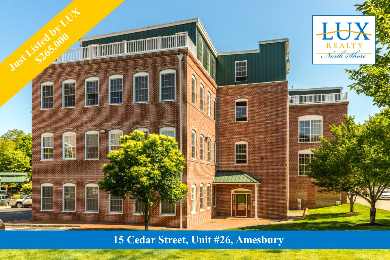 Amesbury Condos for Sale