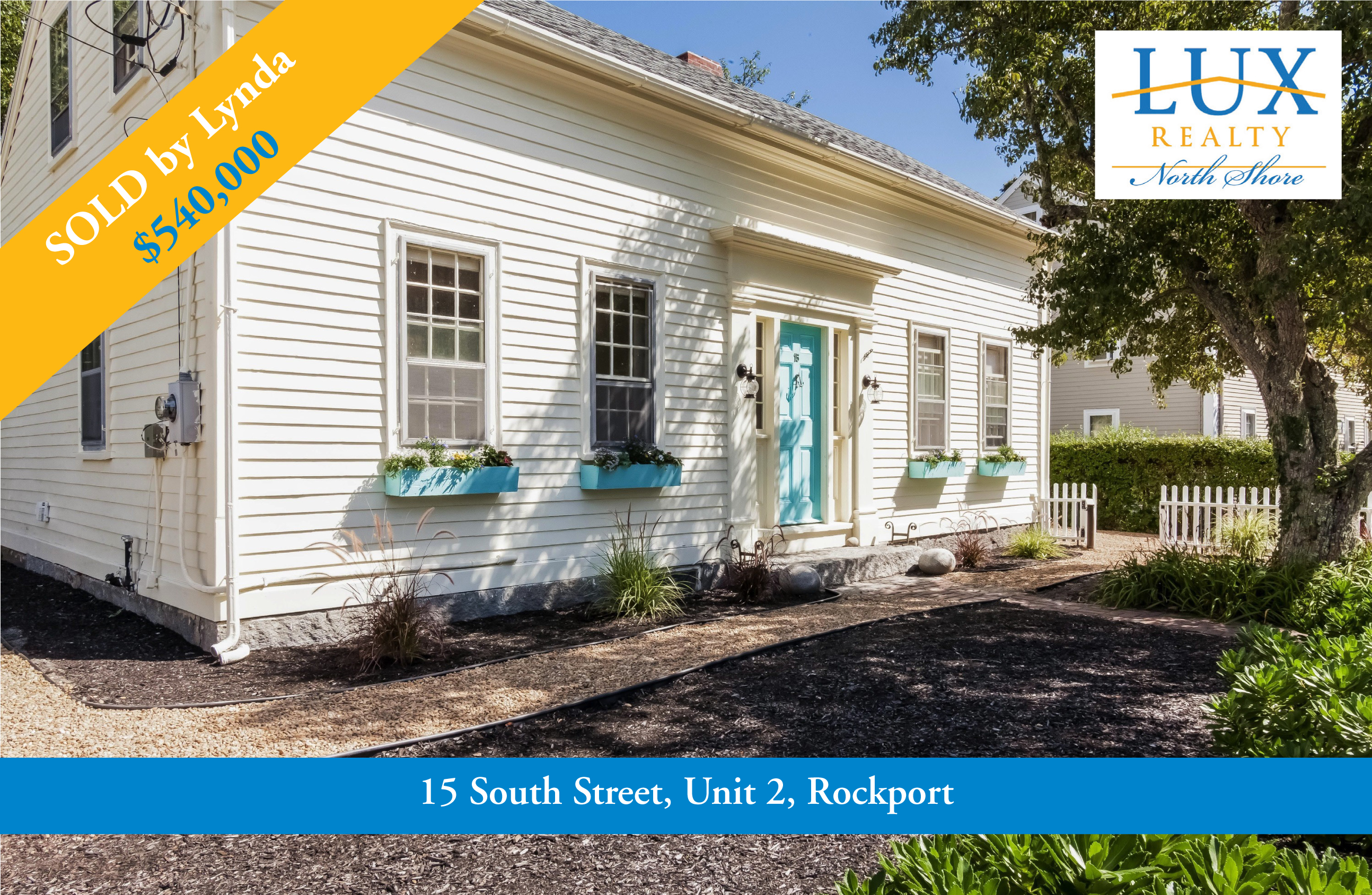 South Street Rockport MA
