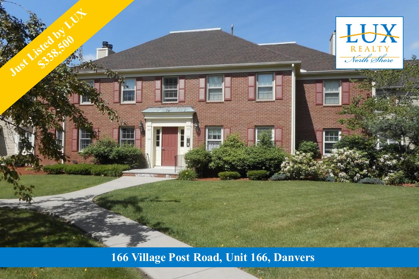 danvers condos for sale