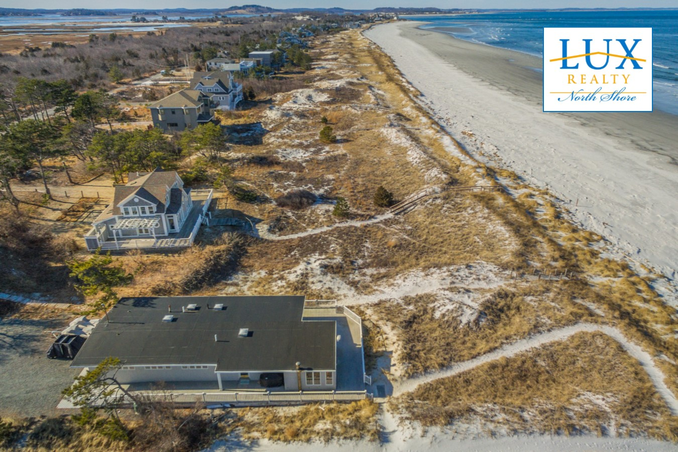 oceanfront properties for sale in ma private wingaersheek beach