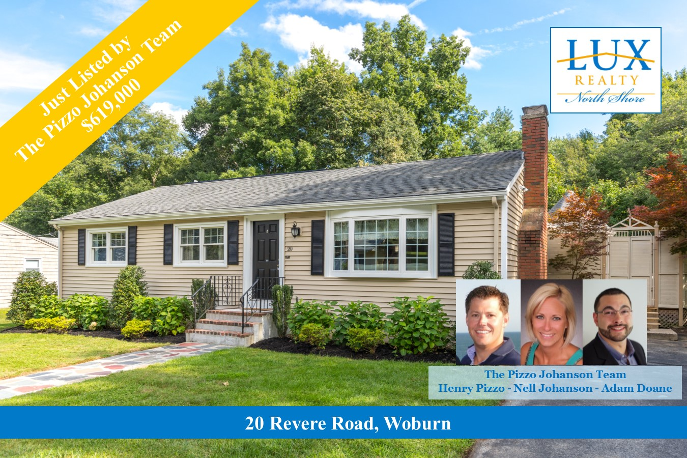 Woburn Homes for Sale