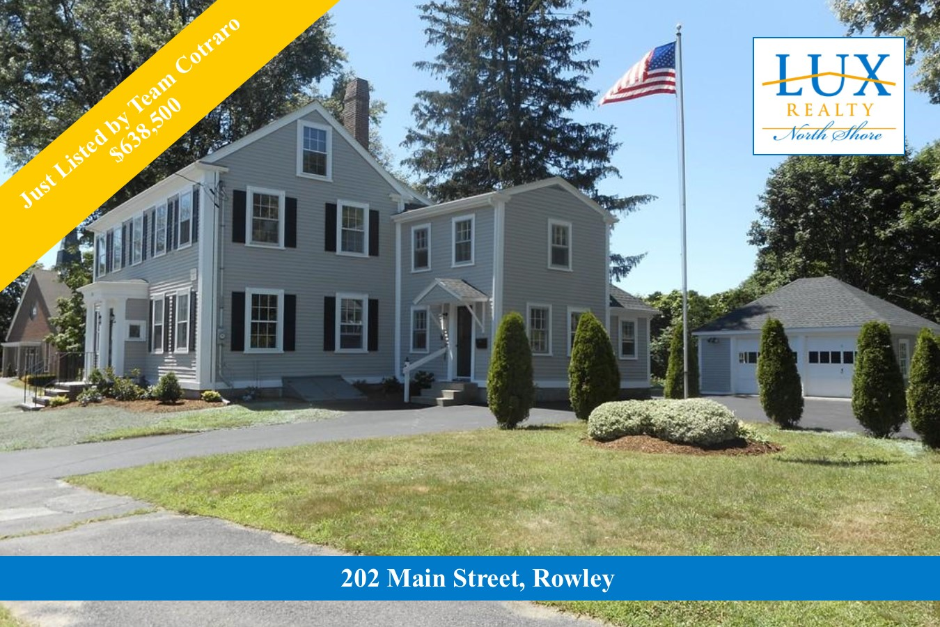 Rowley MA Homes for Sale