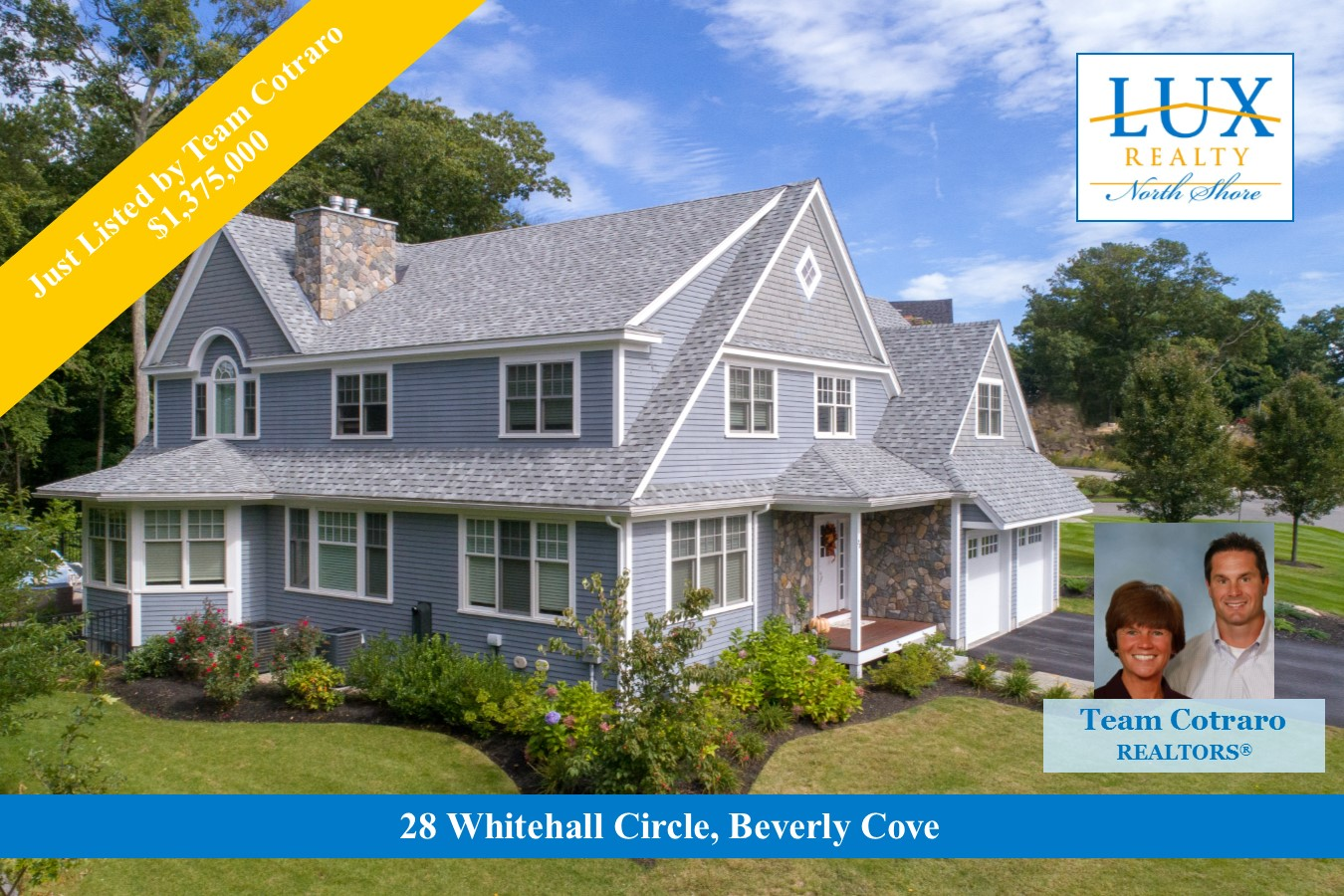 Luxury Homes for Sale in Beverly Massachusetts