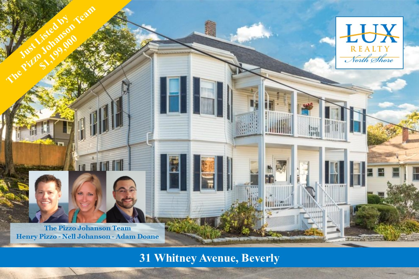 Beverly MA Multi Family Properties for Sale
