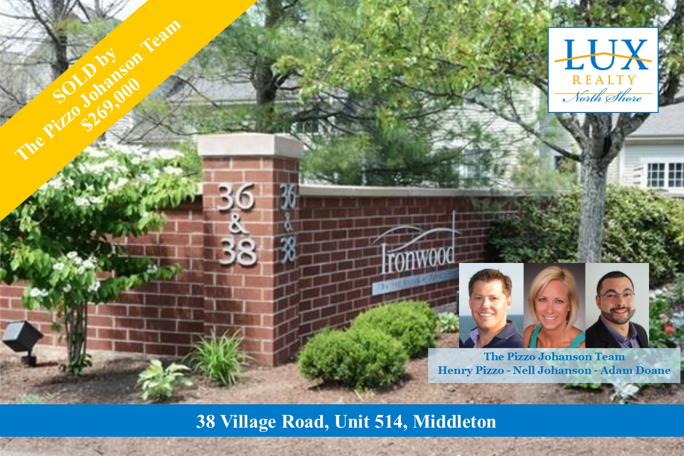 Middleton MA Condos for Sale