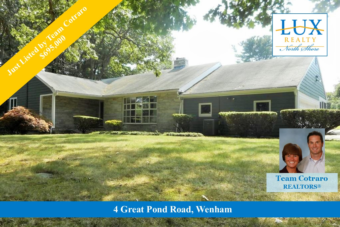 Wenham Homes for Sale