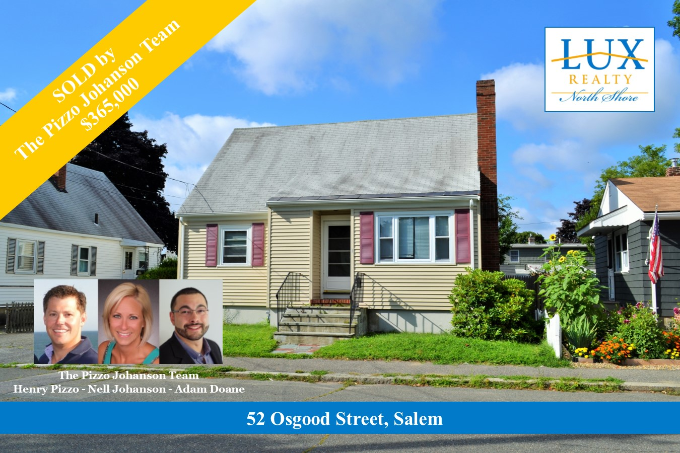Salem MA Homes for Sale