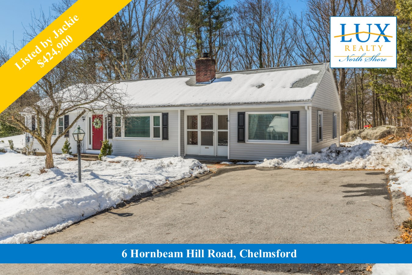 newly listed Hornbeam Hill Road Chelmsford MA