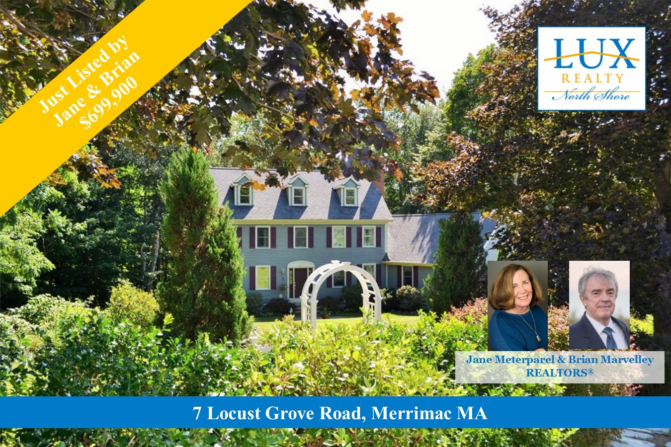 Merrimac MA Homes for Sale