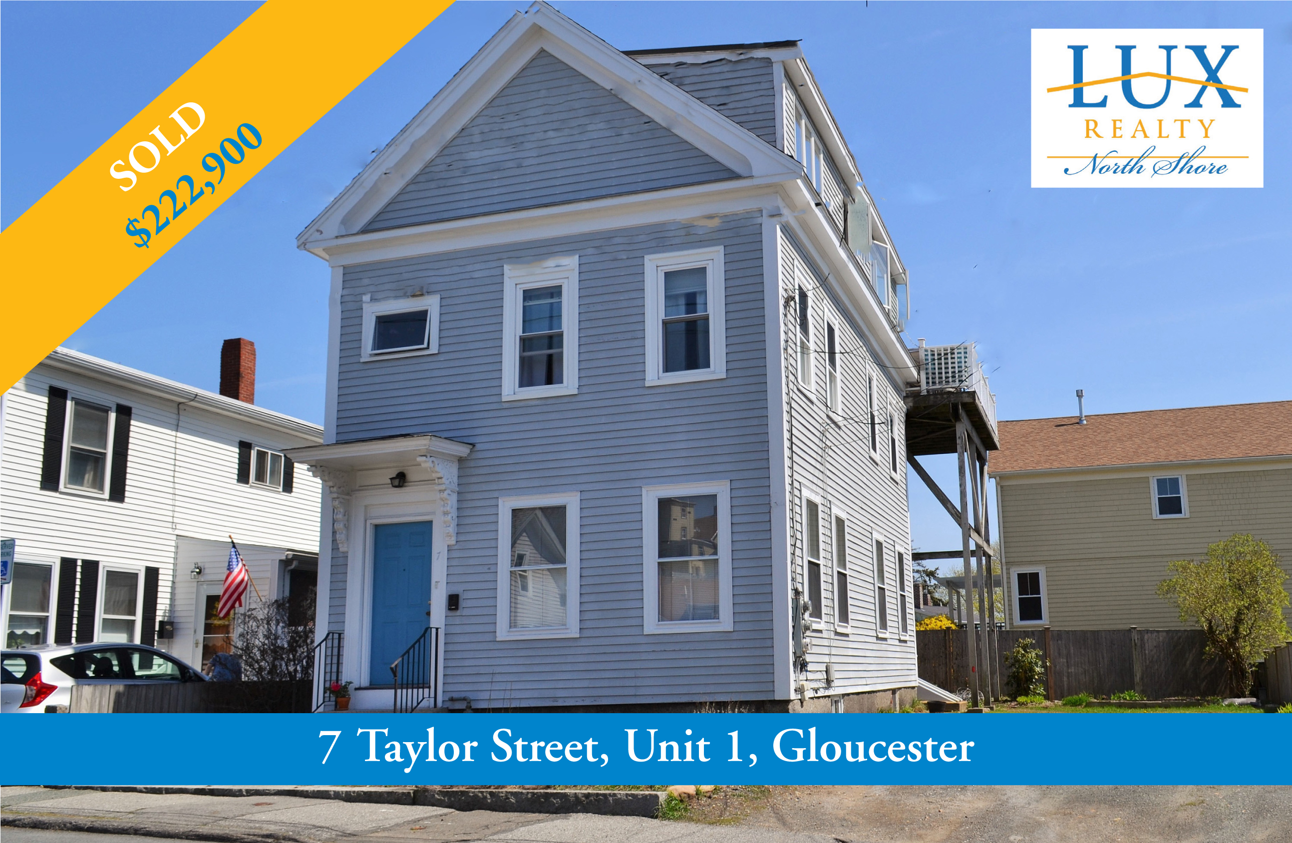 Gloucester ma condos for sale