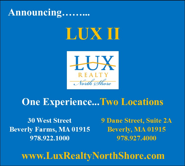 LUX Realty North Shore 2nd office announcement