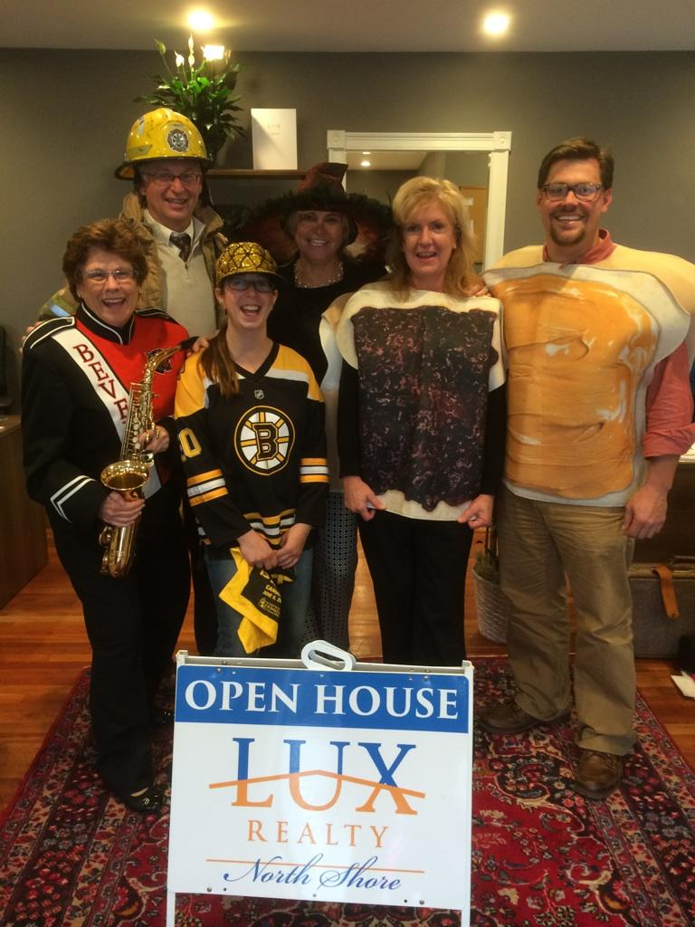 LUX Realty Halloween 2014