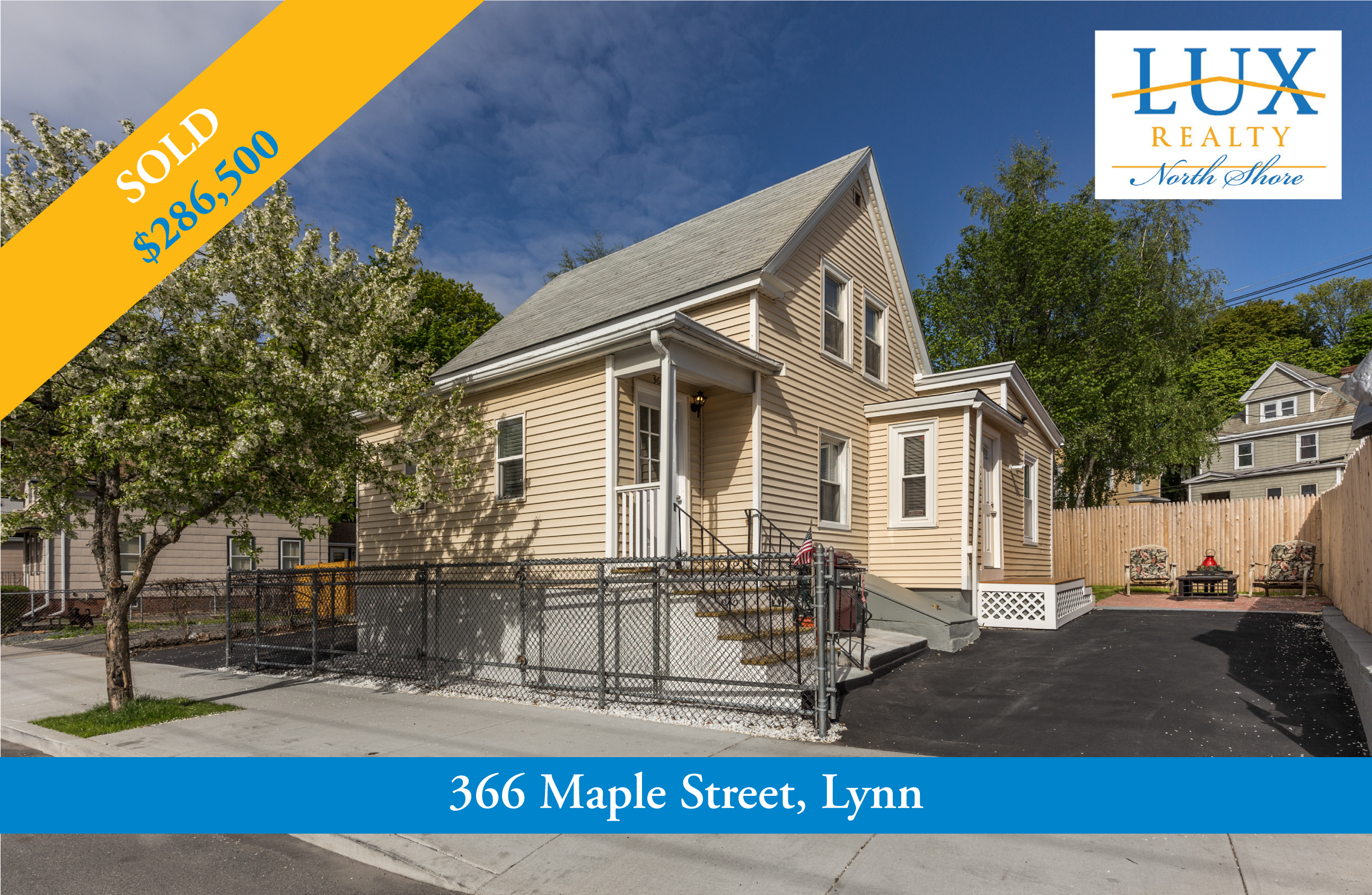 Maple Street Lynn MA