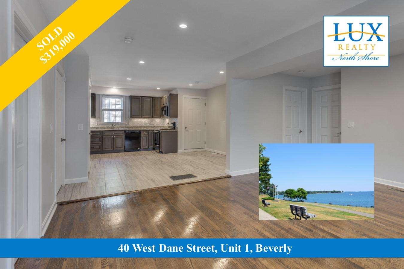 West Dane Street Condos Beverly MA