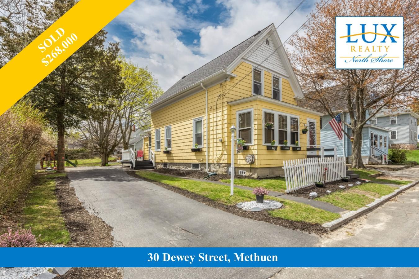 Dewey Street Methuen MA
