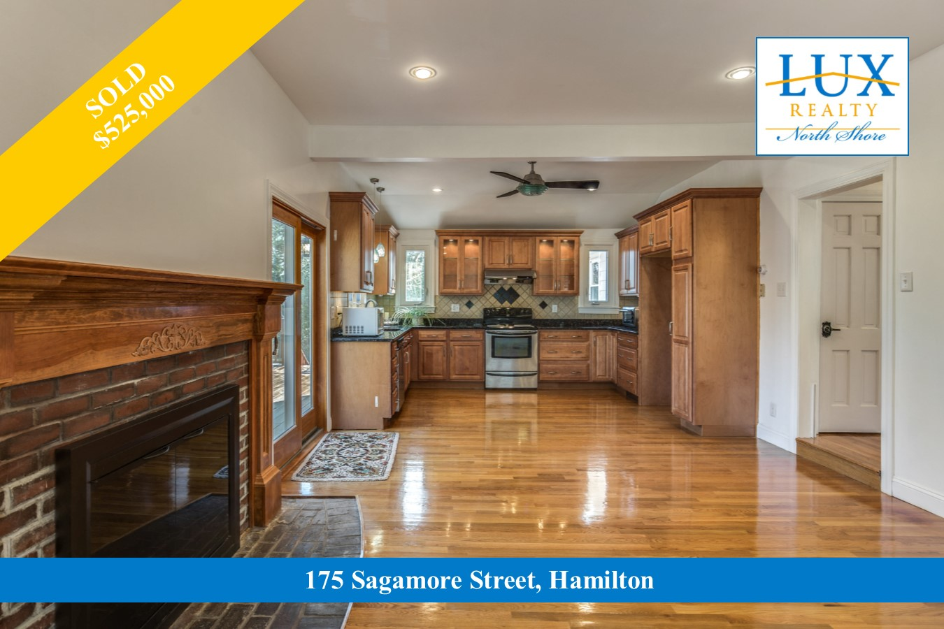 Sagamore Street Hamilton MA