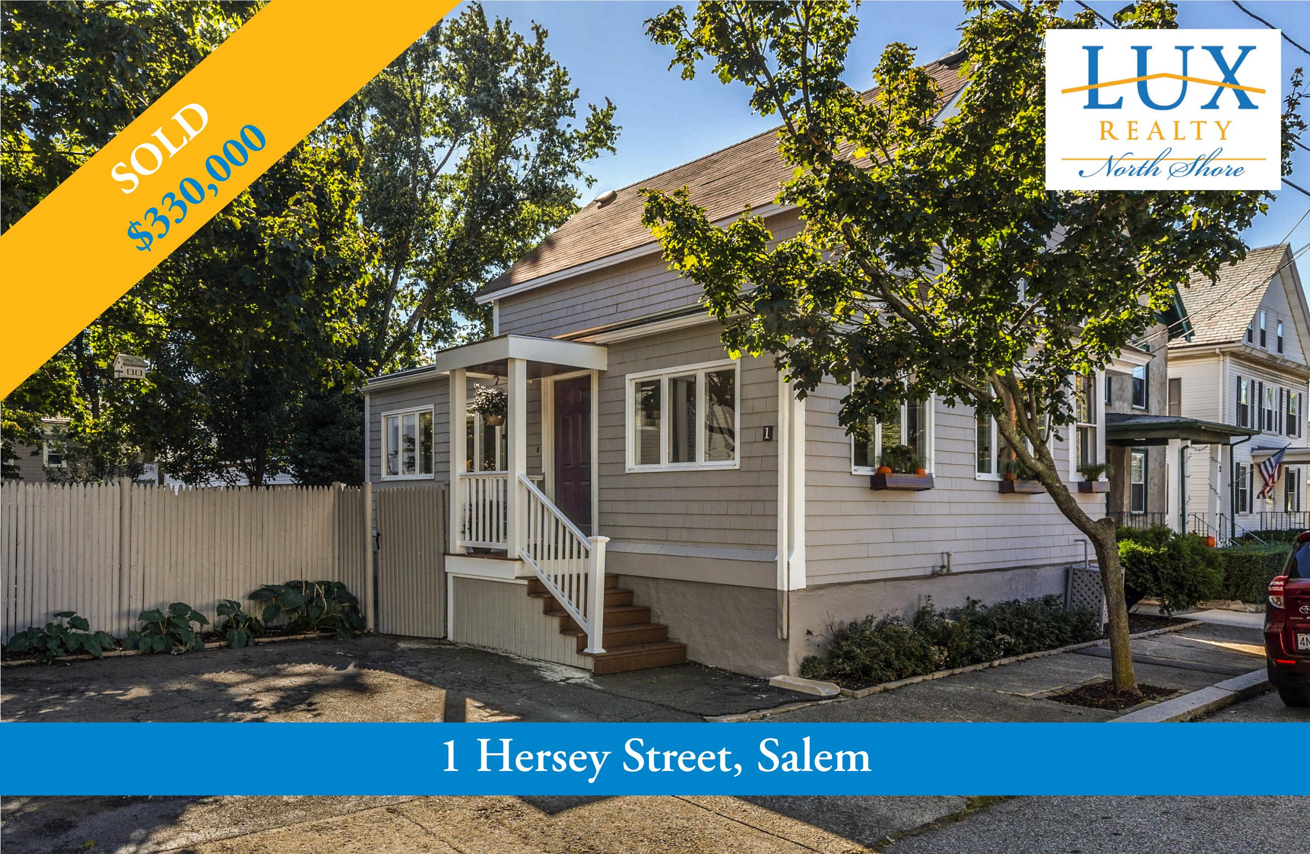 hersey street salem ma