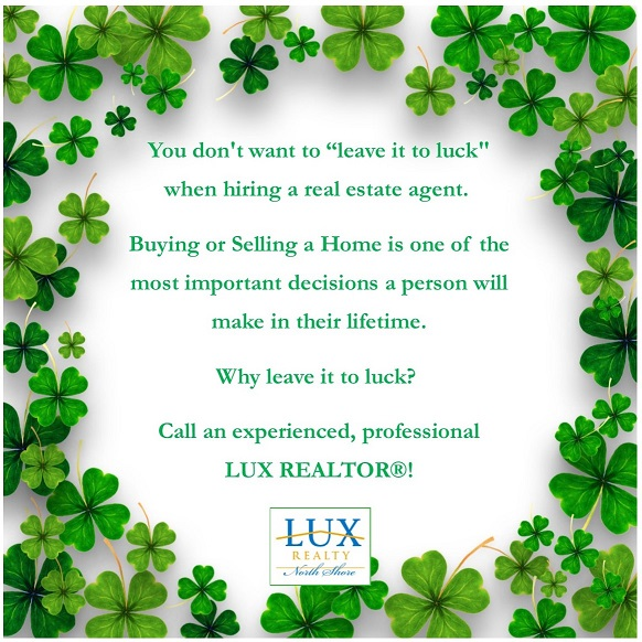 hire an experienced lux realtor