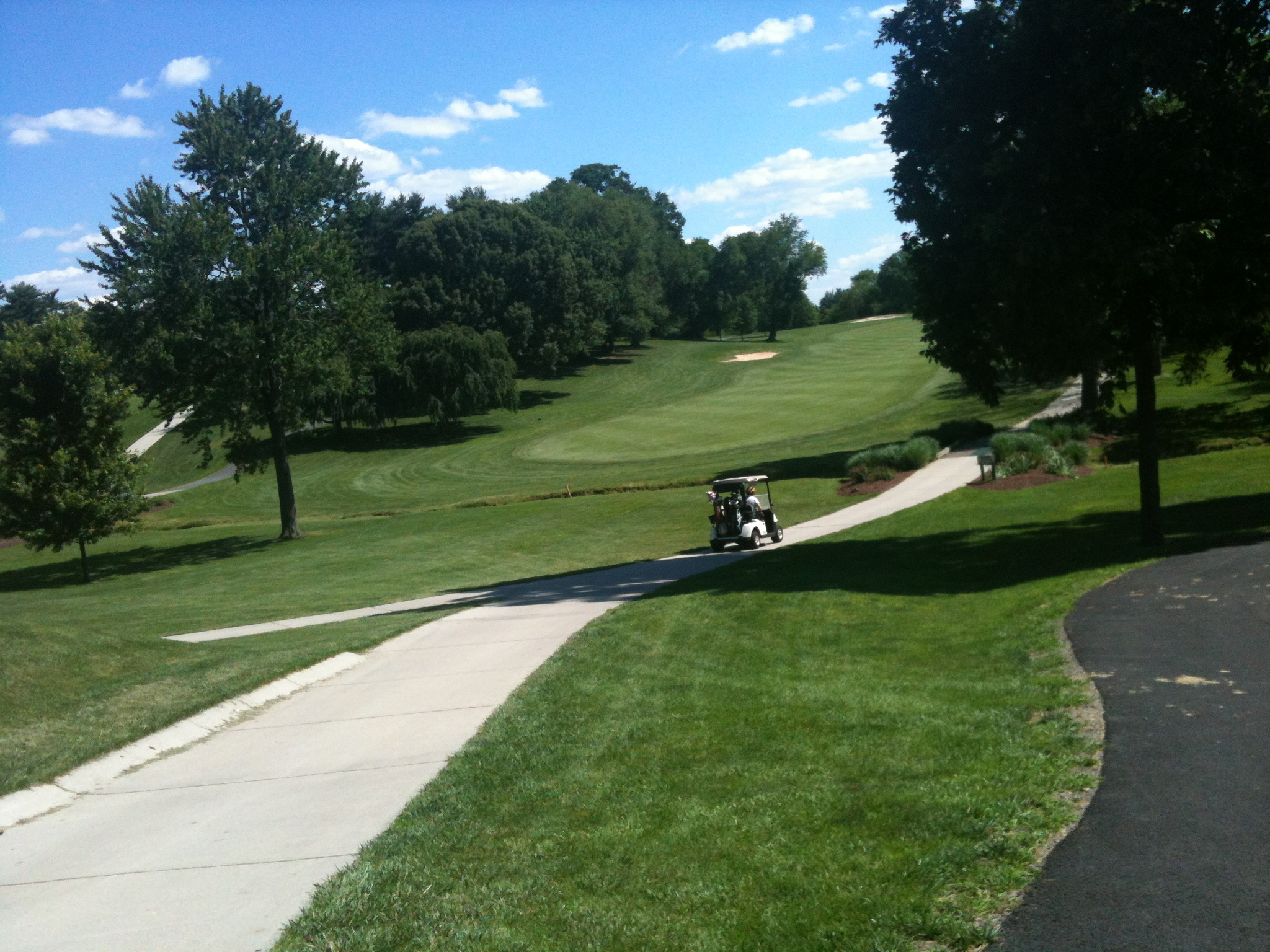Golf Courses in Reston VA