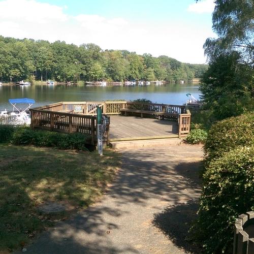 lakeside cluster dock