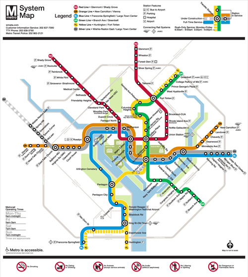 Silver line metro