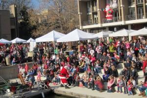 holiday festivities near Reston
