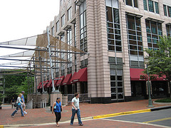 Reston VA walkable community