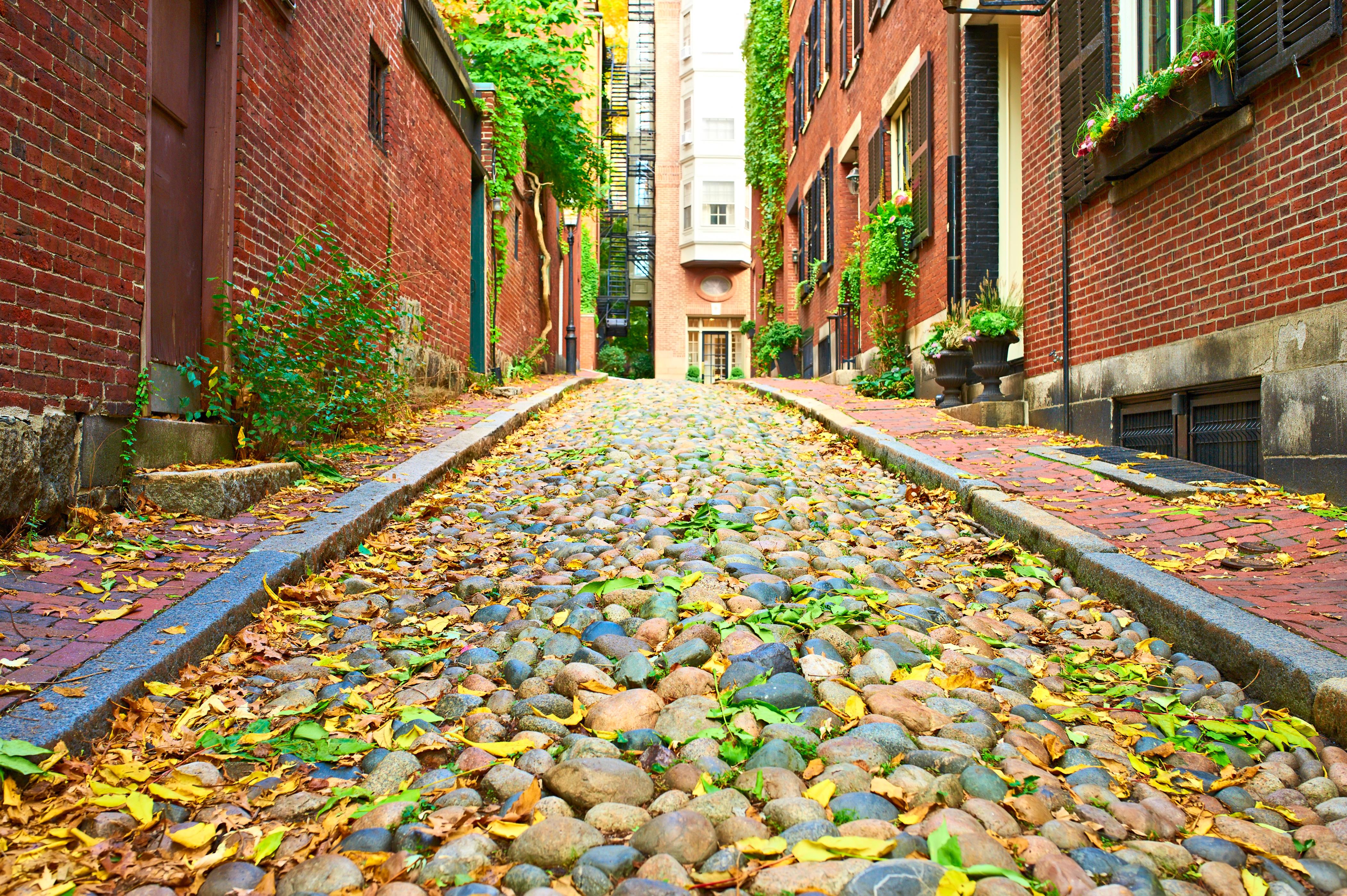 Beacon Hill Boston Real Estate