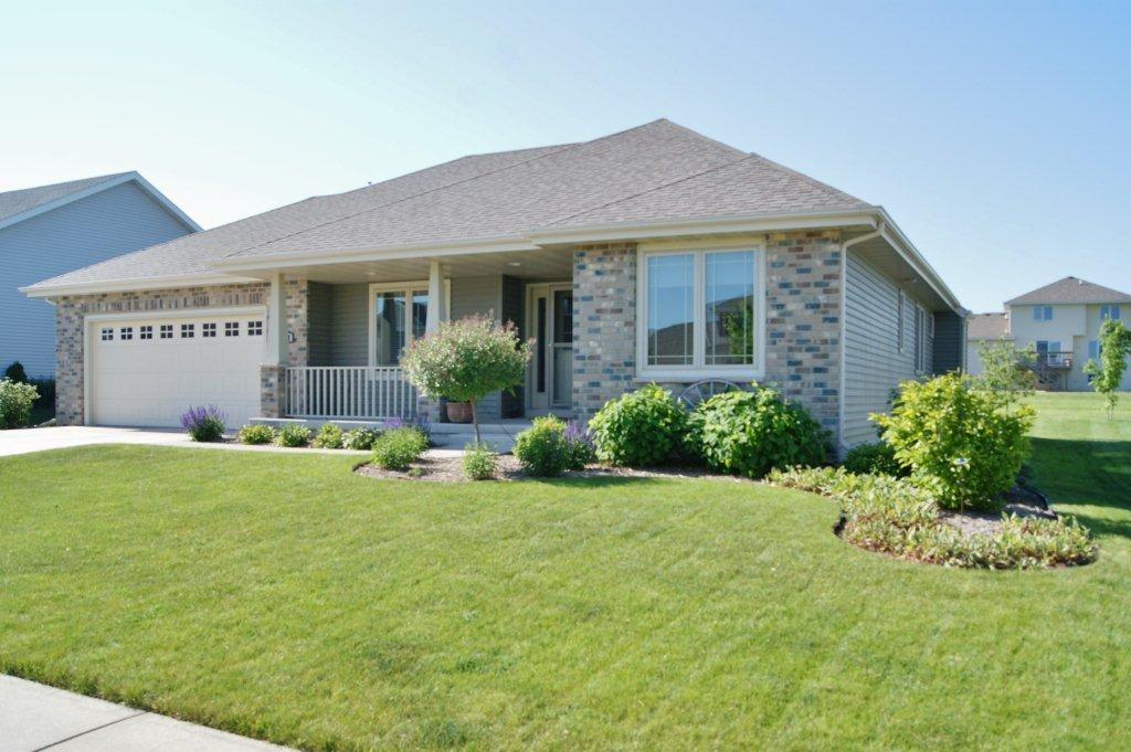 5217 Nannyberry Drive Fitchburg, WI - Home For Sale