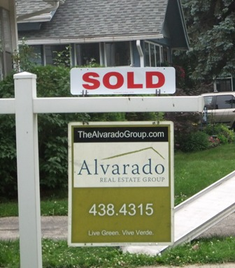 JUST SOLD! Alvarado Real Estate Group