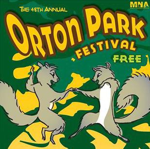 Orton Park Festival, Madison, WI
