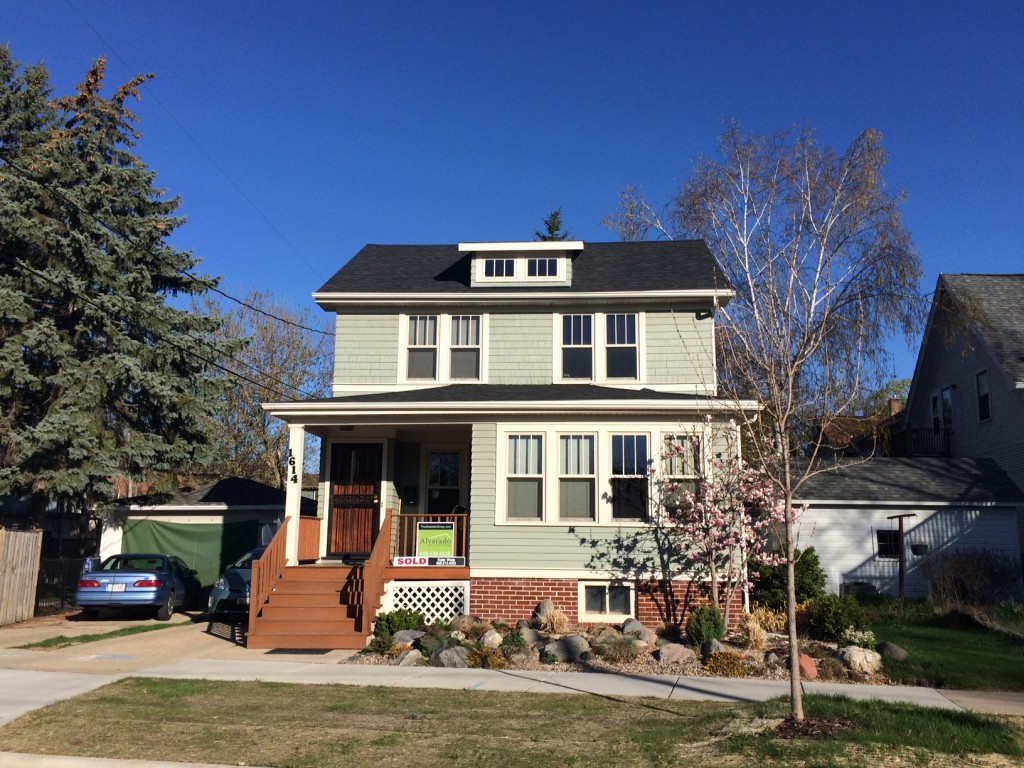 Home For Sale On  Block Of Midvale Madison Wi