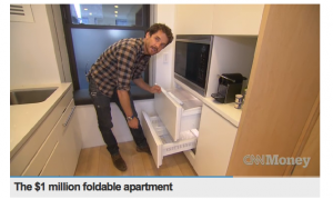 Unfolding Apartment