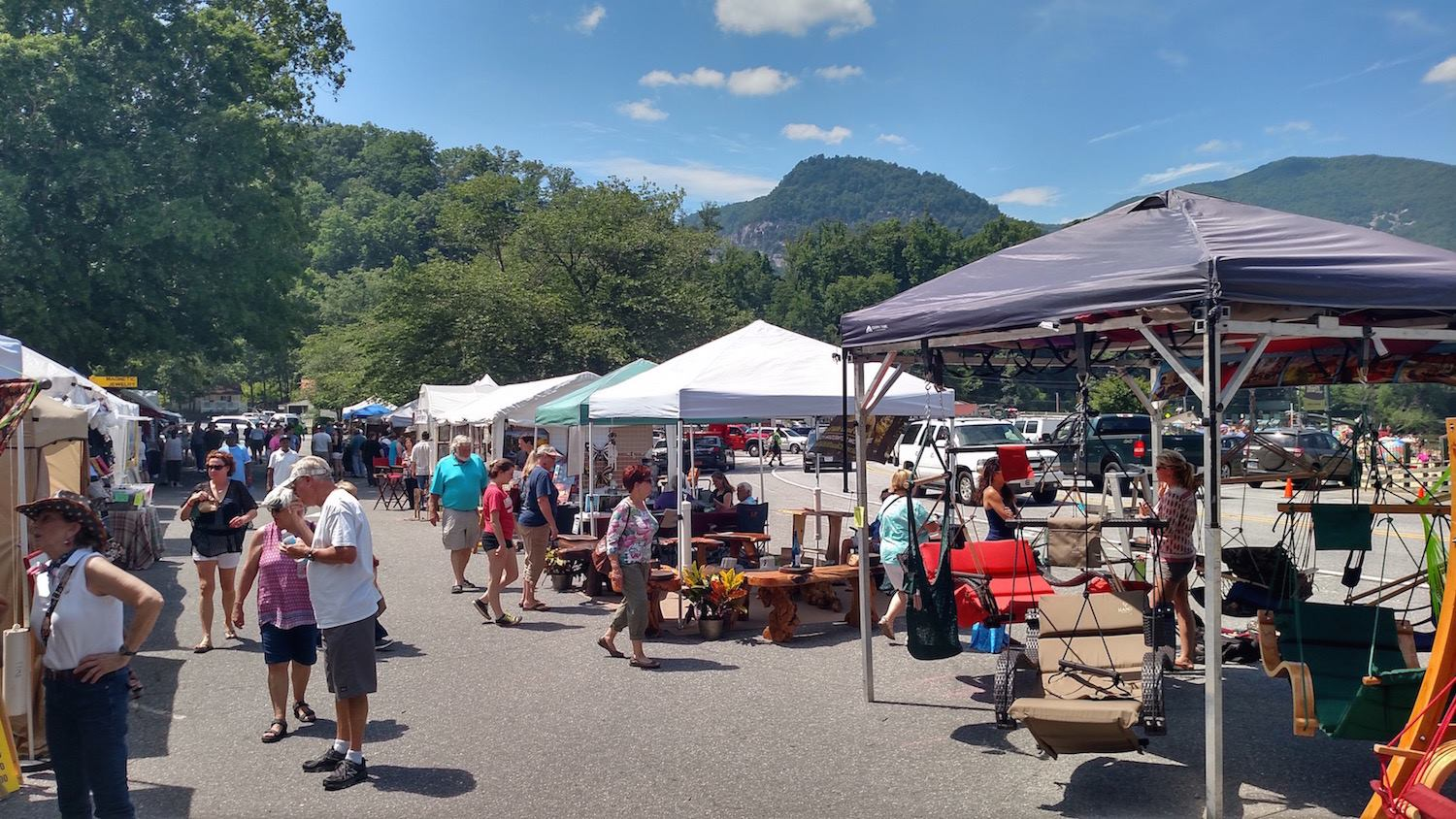 Blog posts town and mountain realty for Lake lure arts crafts festival