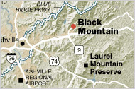 Black Mountain, N.C.