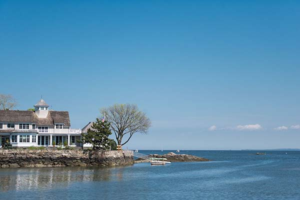 Waterfront Property in Greenwich CT