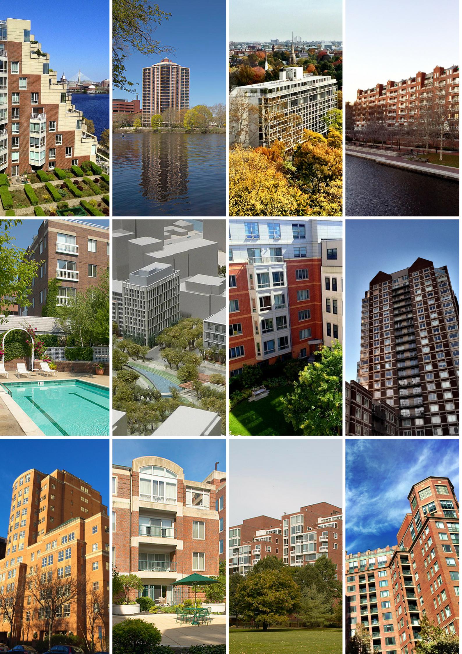 Concierge Buildings in Cambridge MA