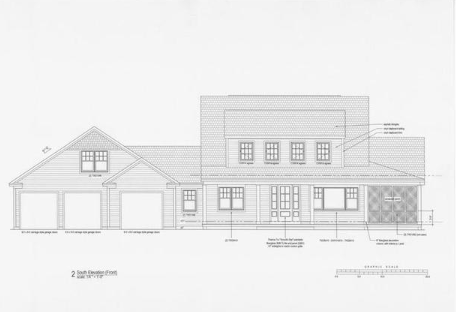 New Construction Home Blueprint