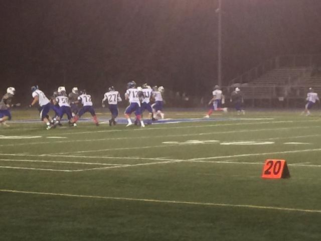 Falmouth Maine Football