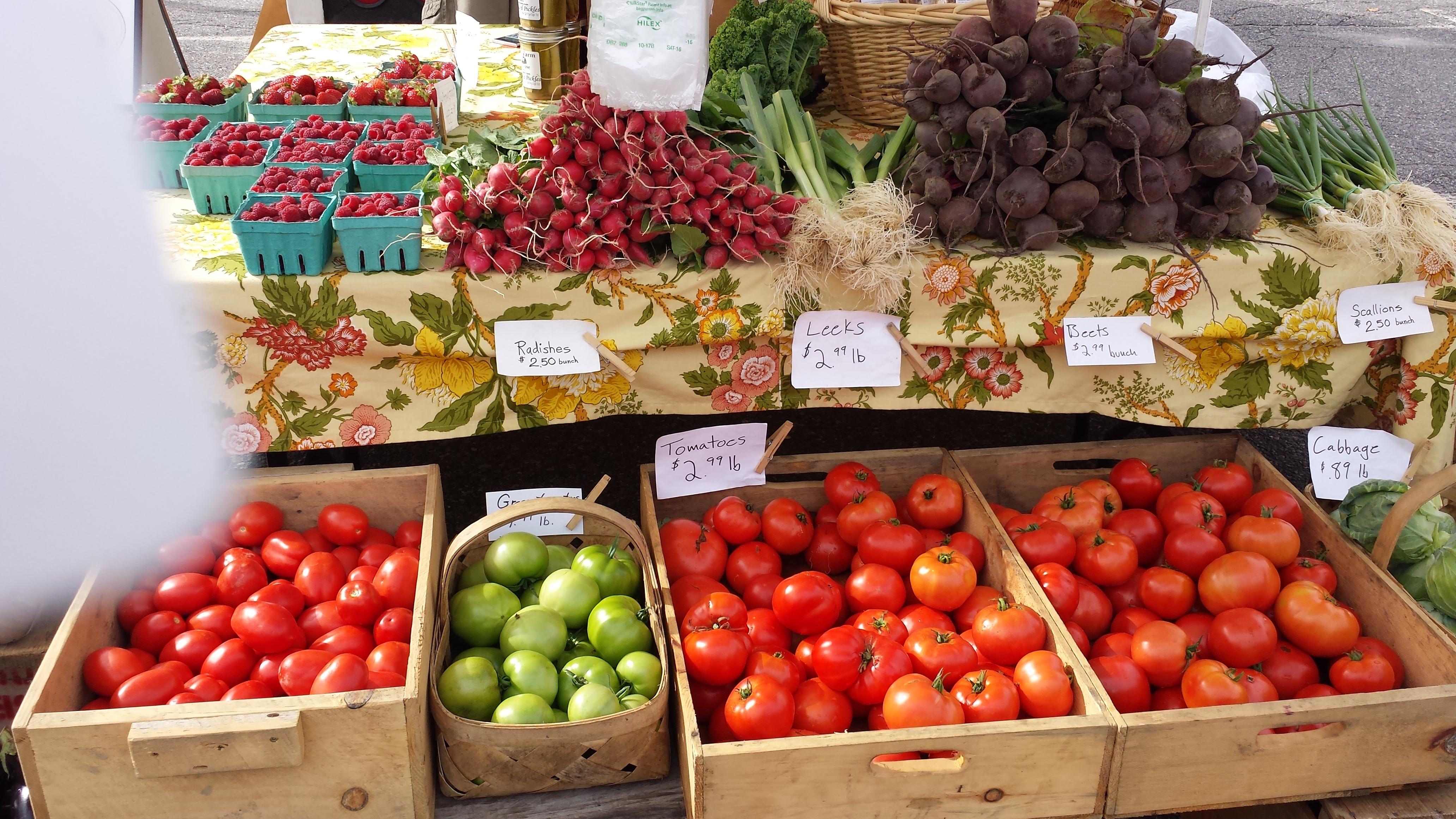 Cumberland Farmers Market