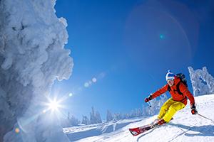 Ski Season Maine