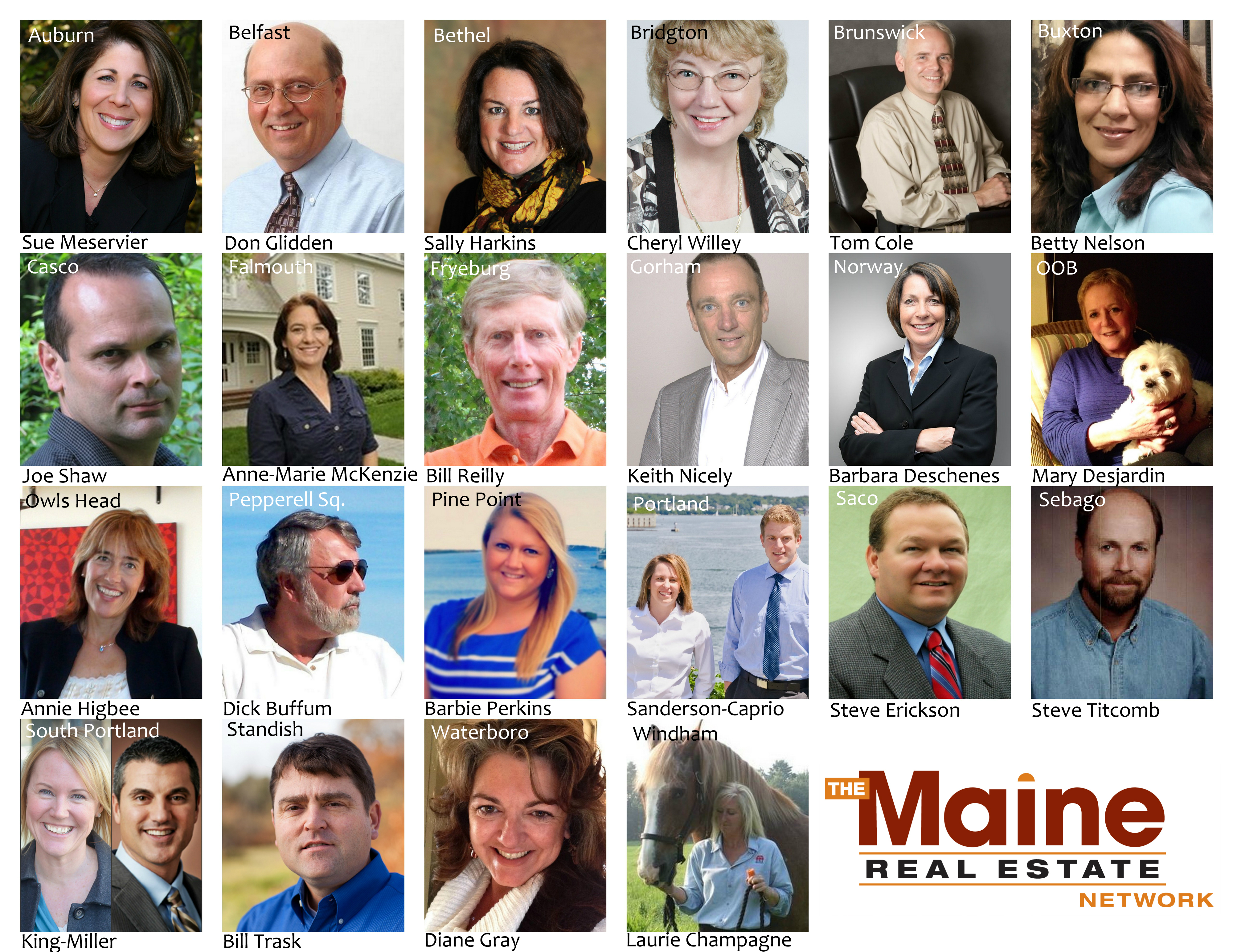 Top Maine Realtors