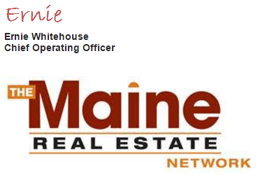 Ernie Whitehouse The Maine Real Estate Network