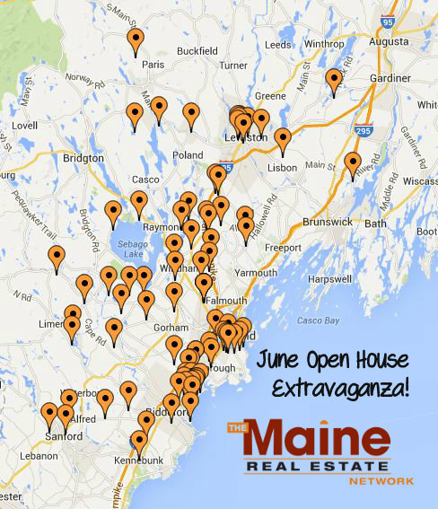 Open Houses in Maine