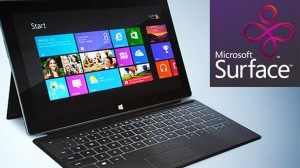 win a Microsoft Surface