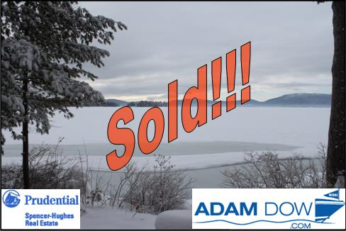 Sold waterfront home on Sewall Road