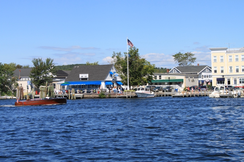 Wolfeboro - Summer activities in full swing