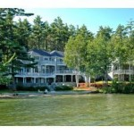 Hopewell Point Home Lake Winnipesaukee