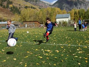 telluride soccer