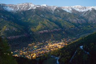 telluride mountains